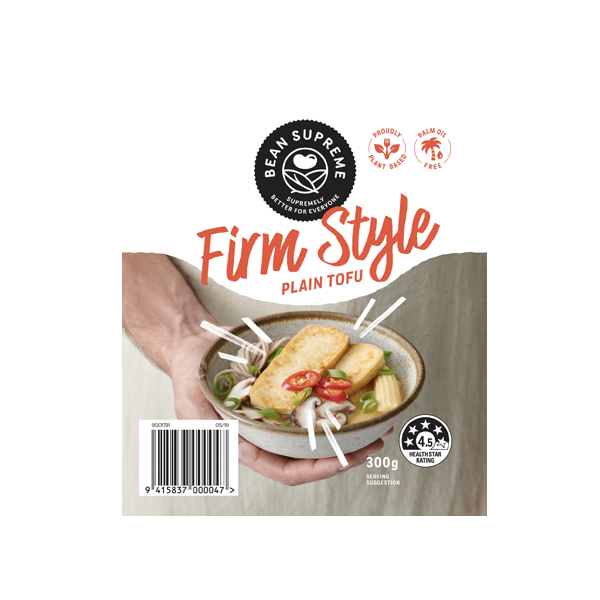 Firm Style Tofu (NZ only)